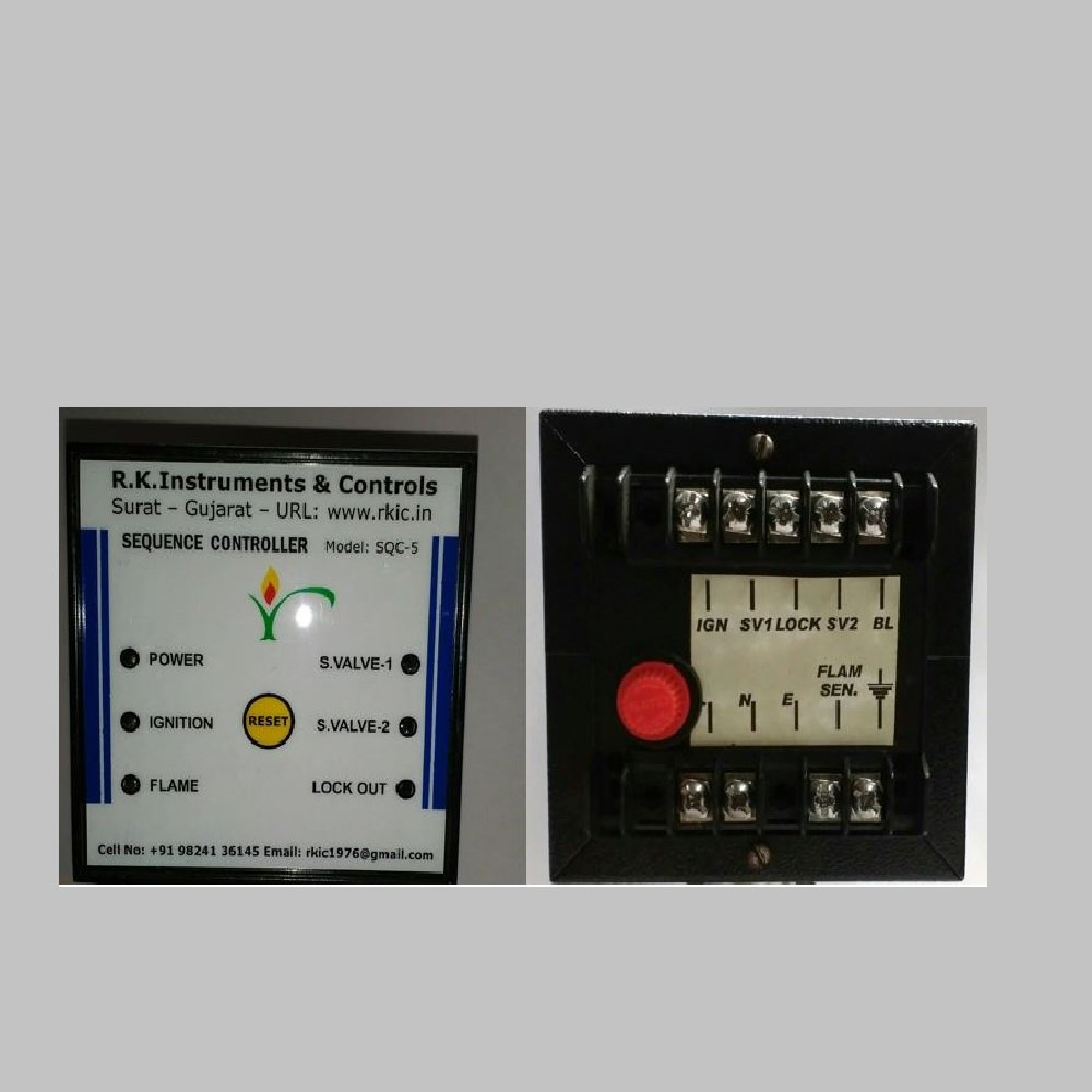 Gas Burner Sequence Controller GBSC