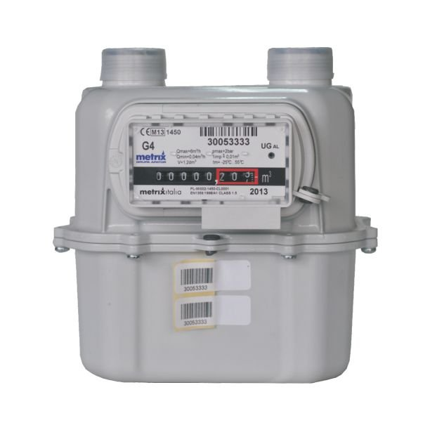 LPG Gas Flow Meter High Pressure