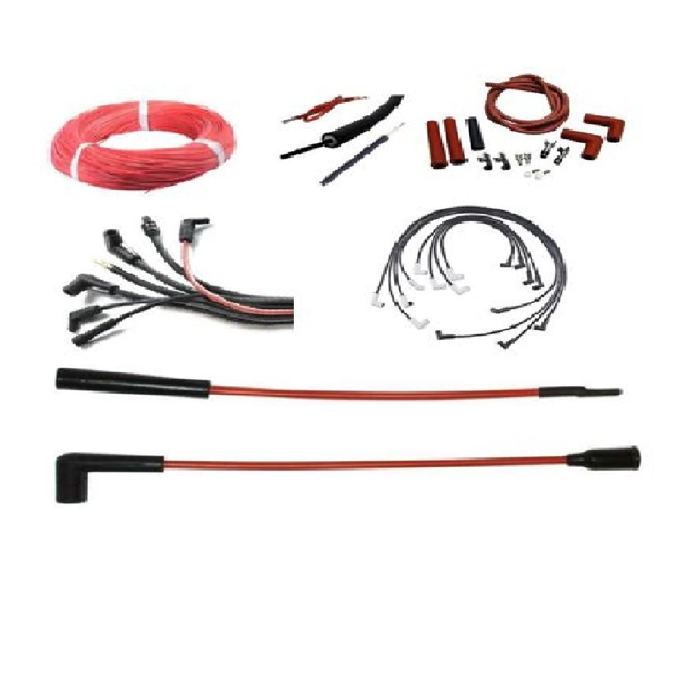 HT Ignition Cable Wires High Tension